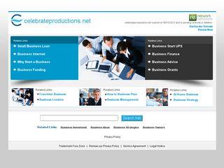 celebrateproductions.net