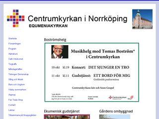 centrumkyrkan-norrkoping.se