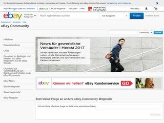 community.ebay.de