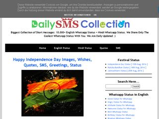 dailysmscollection.in