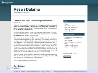 dalarna.bloggproffs.se