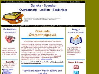 danska-svenska.se