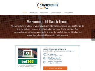 dansktennis.dk
