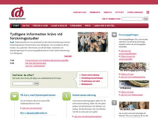 datainspektionen.se