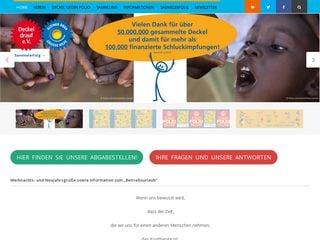 deckel-gegen-polio.de