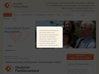 deutscher-familienverband.de