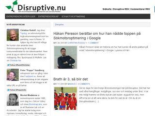 disruptive.nu