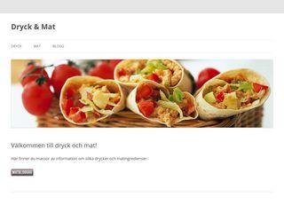 dryck-mat.se