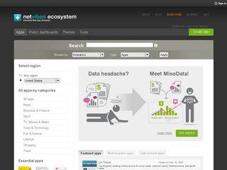 eco.netvibes.com