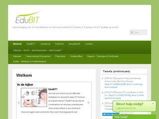 Preview of edubit.be