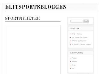 elitsportsbloggen.se