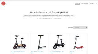 elscooter-experten.se