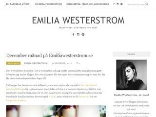 emiliawesterstrom.se