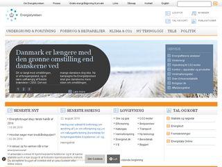 Preview of ens.dk