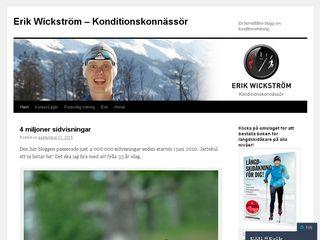 erikwickstrom.se