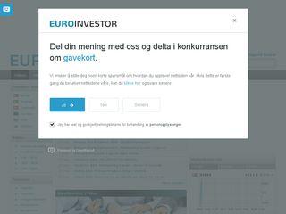 euroinvestor.no
