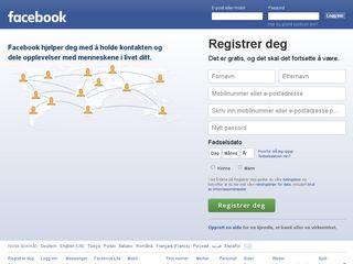facebook.no