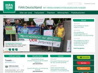 Preview of fian.de