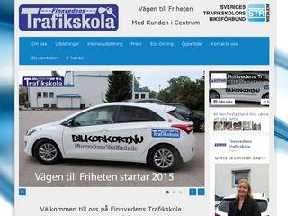 finnvedenstrafikskola.se