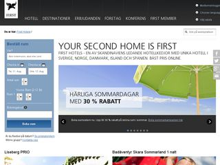 firsthotels.se