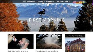 firstmorning.se