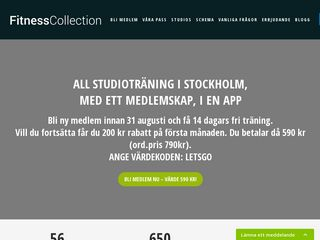 fitnesscollection.se