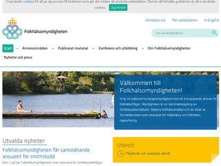 folkhalsomyndigheten.se