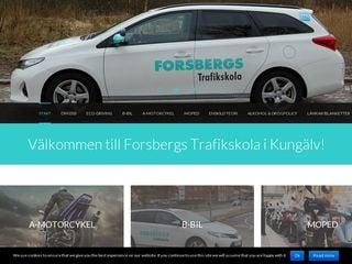 forsbergs-trafikskola.se