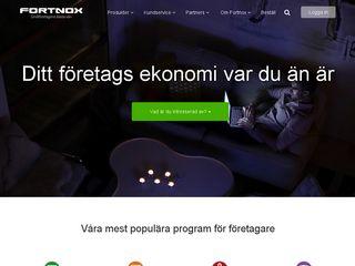 Preview of fortnox.se