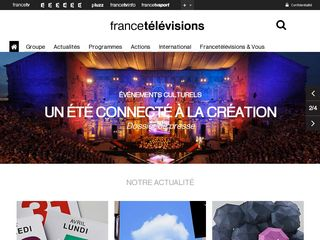 Preview of francetelevisions.fr