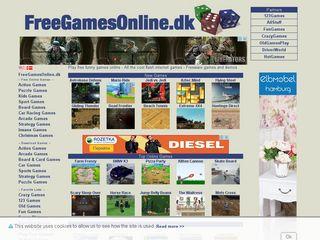 freegamesonline.dk