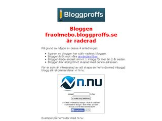 fruolmebo.bloggproffs.se