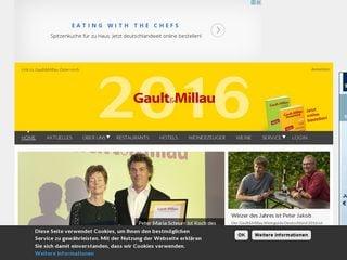 Preview of gaultmillau.de