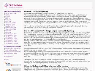 gemma-led.se