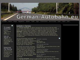 german-autobahn.eu