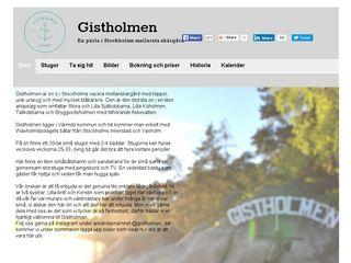 gistholmen.se