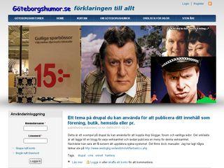 goteborgshumor.se