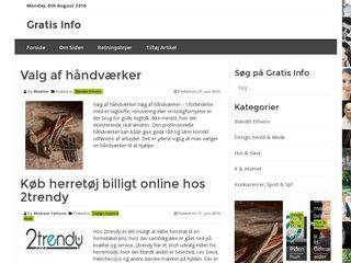 gratis-info.dk