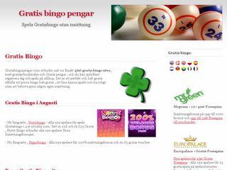 gratisbingopengar.com