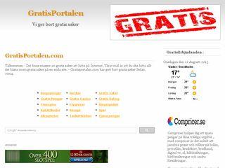 gratisportalen.com