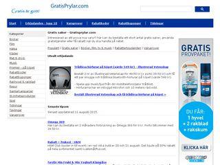 gratisprylar.com