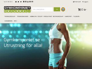 Preview of gymkompaniet.se