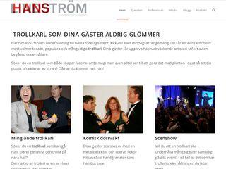hanslindstrom.se