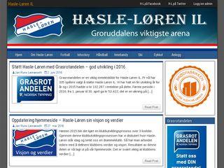 hasle-loren.no