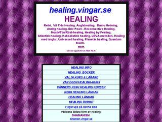 healing.vingar.se
