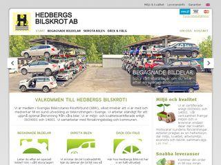 hedbergsbilskrot.se