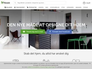 Preview of houzz.dk