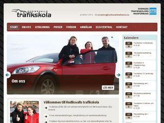hudiksvallstrafikskola.se