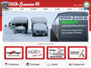 husvagn-svensson.se