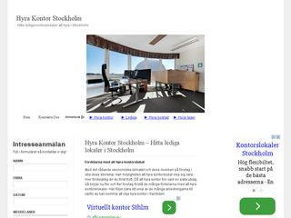 hyrakontorstockholm.se